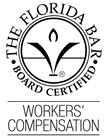 Board Certified Workers' Comp Badge - Kimberly Hill