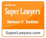 Super Lawyers Badge - Nelson C. Bellido