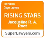 Super Lawyers Badge - Jacqueline RA Root